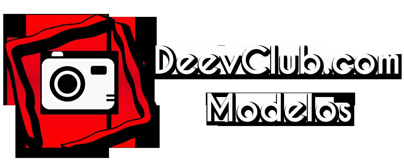 DeeV Modelos ● Você modelando nosso site! logo